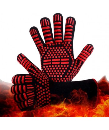 BBQ Grilling Gloves, 1472°F...