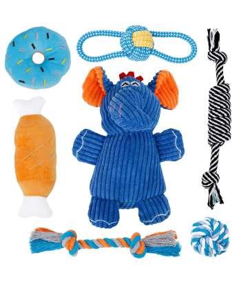SENJWARM Puppy Toys, 7 Pack...