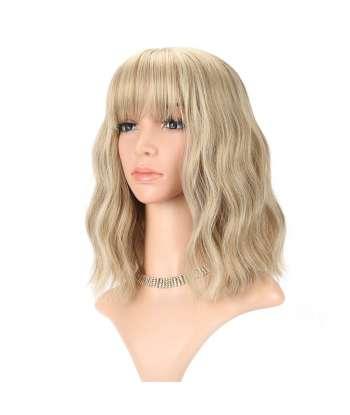 SENJWARM Loose Wave Blonde...