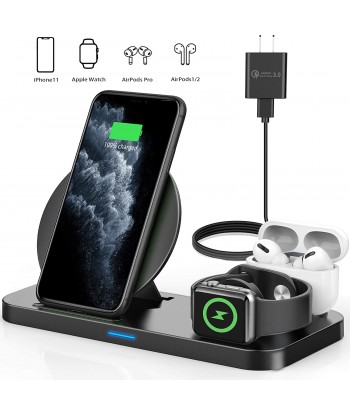 Wireless Charger, 3 in...
