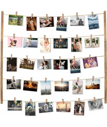Hanging Photo Display for...