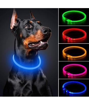 LED Dog Collar - Cuttable...