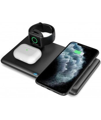 Wireless Charger, 3 in 1...